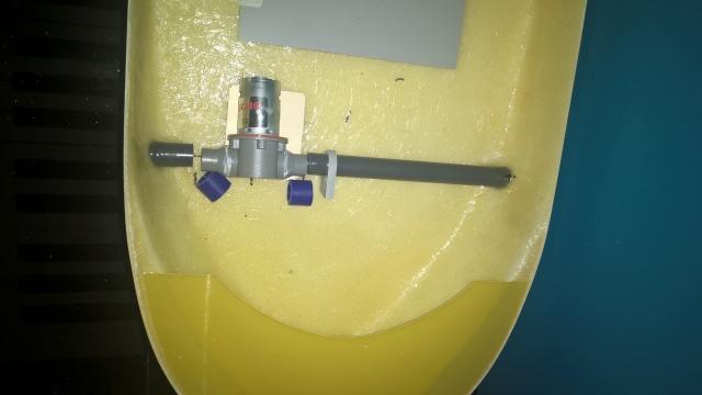 Plastik-Modellbau meets Dampfmaschine: Die Chaperon als Bausatz Wp_20151013_21_51_30_pro