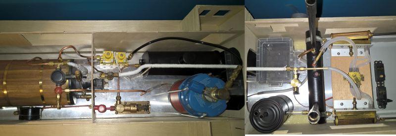Plastik-Modellbau meets Dampfmaschine: Die Chaperon als Bausatz - Seite 2 Total-von-oben-mit-dampfheizung