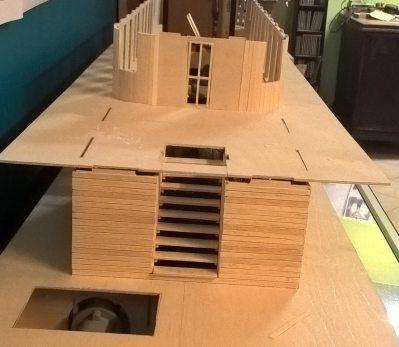 Plastik-Modellbau meets Dampfmaschine: Die Chaperon als Bausatz - Seite 2 Boiler-deck-mit-tc3bcr